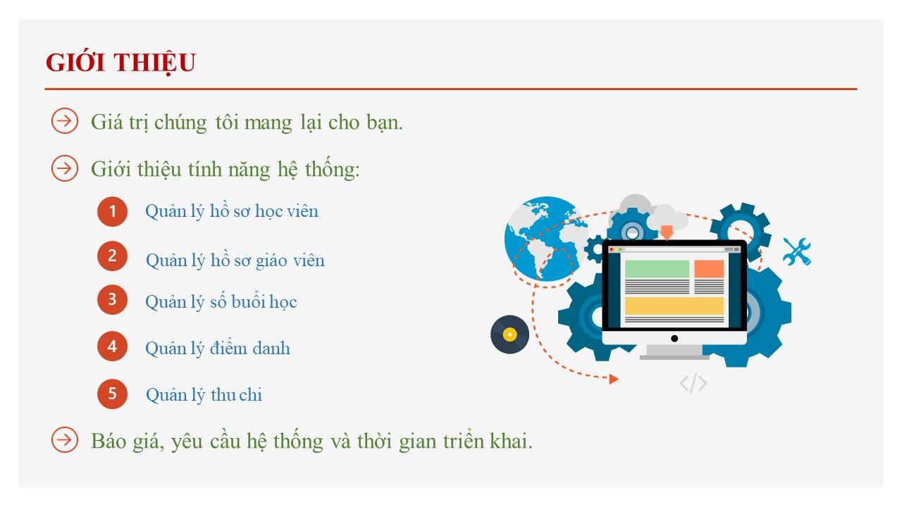 Phần mềm quản lý học viên và giảng viên